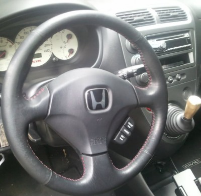 how to get your steering wheel clean