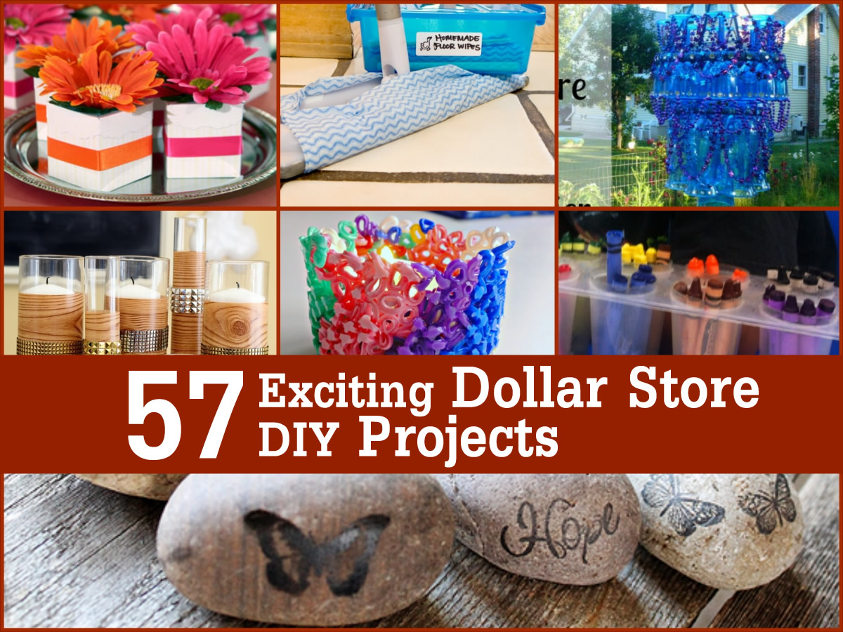 57 Exciting Dollar Store DIY Projects Page 5 Of 6