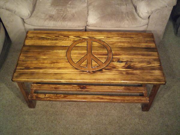 37+ Amazing DIY Pallet Tables - Page 5 of 5 - trendsandideas.com