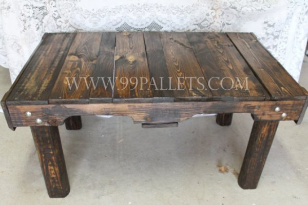 37 Amazing DIY Pallet Tables Page 5 Of