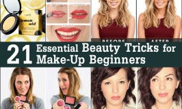 21 Essential Beauty Tricks for Make-Up Beginners