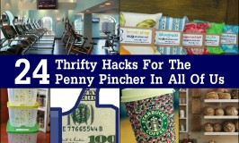 24 Thrifty Hacks For The Penny Pincher In All Of Us